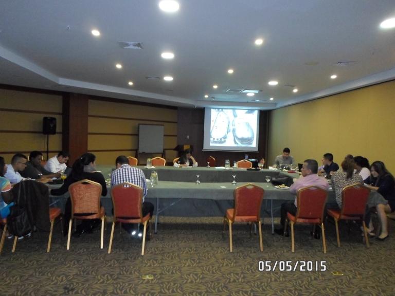Encuentro Regional del Pacífico sobre Gestión en Derechos Humanos