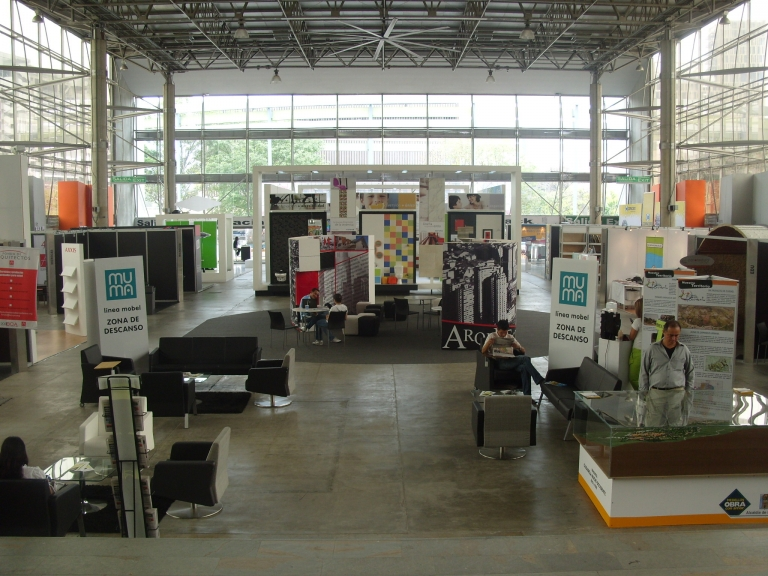 Expoarquitectura y XXI Bienal Colombiana de Arquitectura