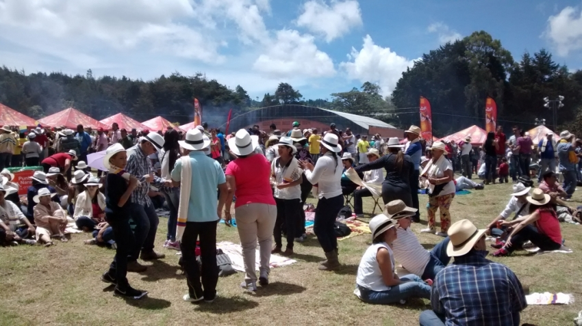 Festival de Sancochos Santa Elena