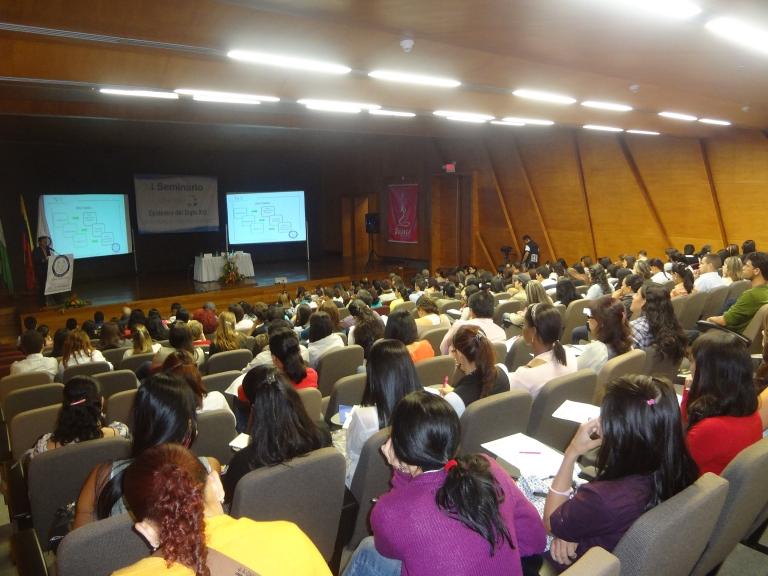 I Seminario de Obesidad Epidemia del Siglo XXI