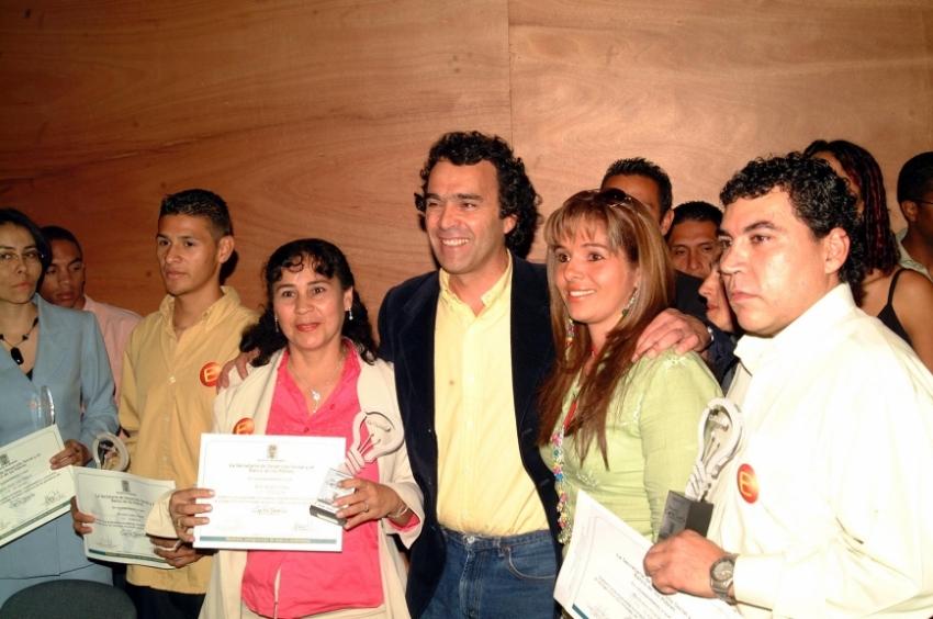 Medellín Productiva, Competitiva y Solidaria