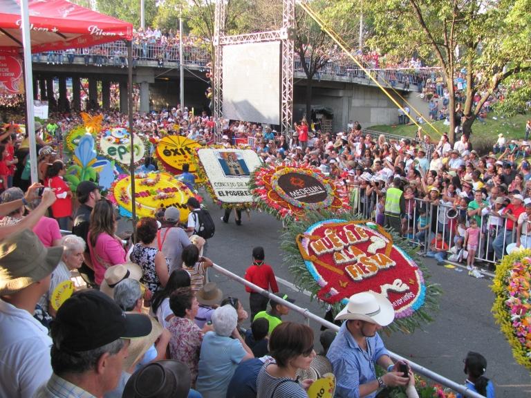 Merchandising Feria de las Flores